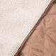 Motivestreet CORDUROY POCKET FLEECE JACKET (Ivory)