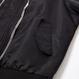 (注文製作) WunderGeist overfit zipper リバーシブル MA-1 jumper (Black & Khaki)