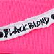 『BLACKBLOND』Side Patch Long Beanie