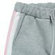 『Motivestreet』LINE SWEAT JOGGER PANTS  (Graypink)