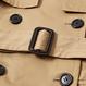 (注文製作) WunderGeist handkerchief sleeve トレンチコート (Beige)