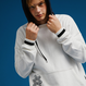Motivestreet POCKET PATCH SWEAT SHIRT (Ivory)