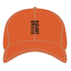 FU9 SUCKER polo cap (ORANGE)