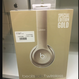 Solo2 Wireless Beats by Dr.Dre gold 新品未開封 密閉型ワイヤレスオンイヤーヘッドホン  【国内正規品】 japan apple