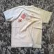 Power Hands T shirt (背面プリント)