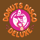 Donuts Disco Deluxe Mix CD #3D-005