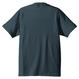「思案の海に」Tシャツ / slate