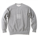 「OOPARTS」スウェット / 003 (gray)