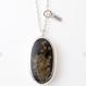 新作!送料無料Herbarium Necklace・Black