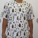 レーヨンメキシカンシャツ