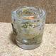 Flower Glass Candle Holder (Lavender × Marigold ×Lemonglass)