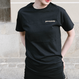 Golden Embroidery Tee (Dark Chocolate)