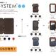 【iPhone 6 / 6s】システム手帳型スマートフォンケース SYSTEM™  for iPhone 6 / 6s