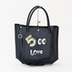 372961002 Brooklyn Tote Bag Black