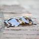 272967025 Marble Frame Sunglasses