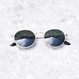 272967021 Metal Frame Sunglasses