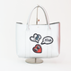 372961008 Brooklyn Tote Bag Silver