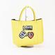 372961004 Brooklyn Tote Bag Yellow