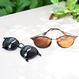 272967024 Round Frame Sunglasses
