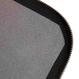 ARUMO レザードキュメントケース (クラッチバッグ) / ブラック