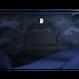 ARUMO トートバッグ / ネイビーカモフラージュ x ネイビーレザー
