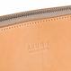 ARUMO レザードキュメントケース (クラッチバッグ) / ヌメナチュラル