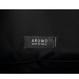 ARUMO レザーショルダーバッグ / ブラック