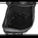 ARUMO クラッチバッグ / ブラックカモフラージュ x ブラックレザー
