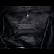 ARUMO 2Way リュックサック / ブラックキャンバス x ブラックレザー
