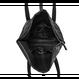 ARUMO トートバッグ / ブラックカモフラージュ x ブラックレザー