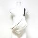 Eco Fur Body Bag (White)