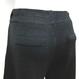 Milano Rib Knit Wide Pants (Black)