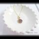 ❇シンプル✨スワロフスキー懐中時計枠ネックレス (5色)