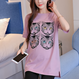 【即納OK!!】4キャットフェイスTシャツ