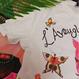 【即納OK!!】ガール&パグTシャツ