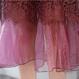 【即納OK!!】オフショルダーレースドレス