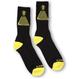 Theories Theoramid Socks (Black/Lemon, Olive/Beige)