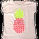 BONHEUR DU JOUR  パイナップル柄Tシャツ(16089)