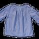 BONHEUR DU JOUR  刺繍入りチュニックブラウス(16081)