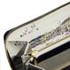 "made in Ryogoku ""粋"" HOKUSAI   Zip Arround Wallet  (Natural Brown)"