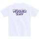 HÜBNER 2017 カレンダー × Tシャツセット(ホワイト)