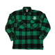 """""""19SS""""   PANDEMIC  This is not Boa Check SH Jacket    -Green-"""