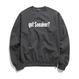 """19SS""   PANDEMIC  got Sneaker massege  Sweat    -C.Gray-"