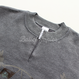 CROPPED PULLOVER  'SILVER DANCE MOOD'(本体価格:¥5,800)