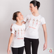 【キッズ用】Fitted Style T-shirt 'Ballet Positions'(本体価格:¥3,200)