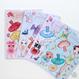 Paper Dolls・着せ替え人形(全4種単品販売・本体価格:¥480)