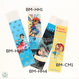 Bookmarks・しおり 'Dance Kingdom'(本体価格:¥480)