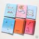 2018 THEMESノート(全6種・本体価格:¥1,600)