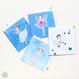 グリーティングカード「ブルークリスタル」(本体価格:¥390)