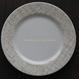 Beige Tweed plate  19cm